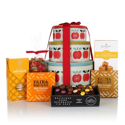 Tin of Treats Luxury Gift Hamper