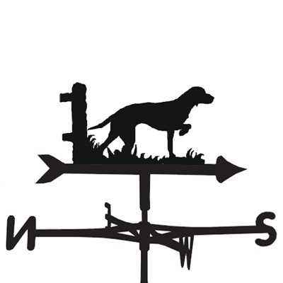 Weathervane in Vizsla Dog Design
