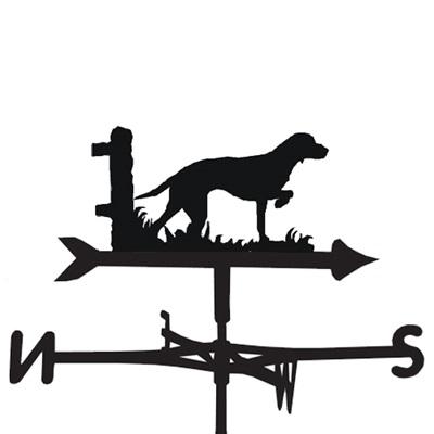 WEATHERVANE in Vizsla Dog Design