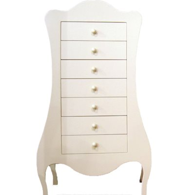 KIDS CHEST OF DRAWERS in Volute Design