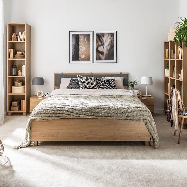 Vox Simple Super King Size Bed