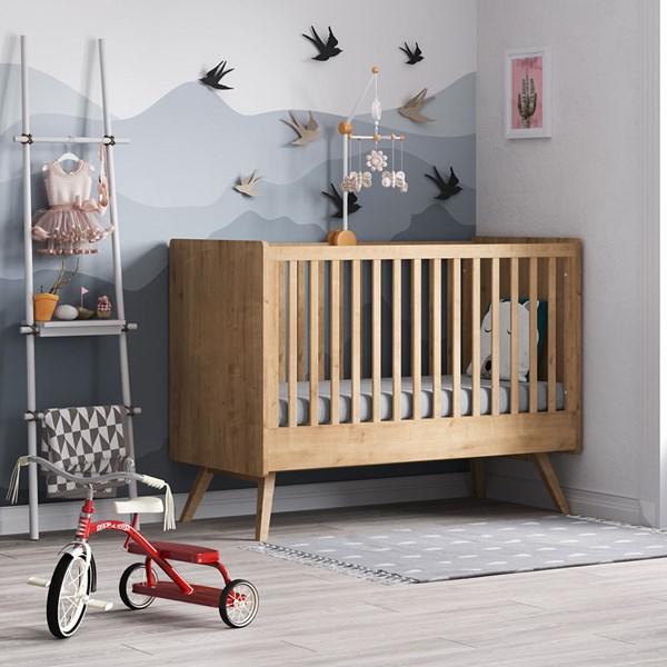 Vox Vintage Baby Cot Bed