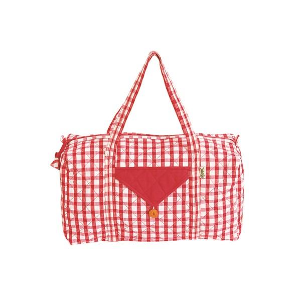 WEEKENDER BAG Cherry Red