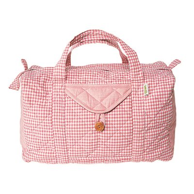 WEEKENDER BAG in Rose by Win Green