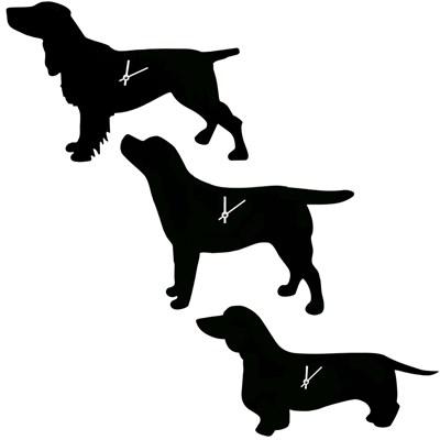 ... Wagging Dog Clocks Bristol Post Cuckooland