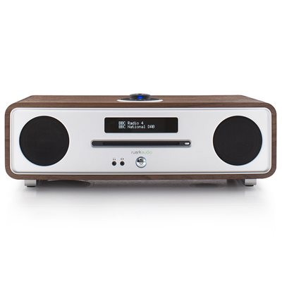 RUARK AUDIO R4 MK3 HI-FI MUSIC SYSTEM in Walnut