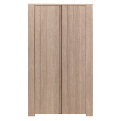 NATURELA 2 DOOR KIDS WARDROBE