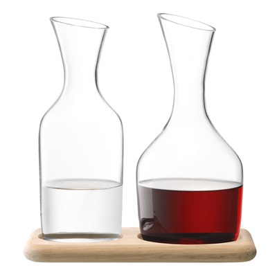 LSA WATER & WINE CARAFE Set