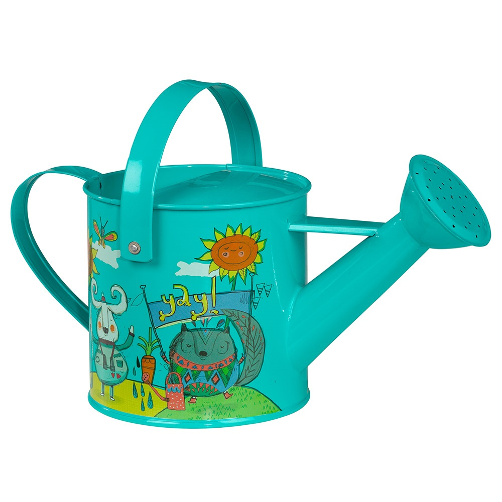 Unusual Watering Cans: Kids Watering Can & Sunflower Seed Set