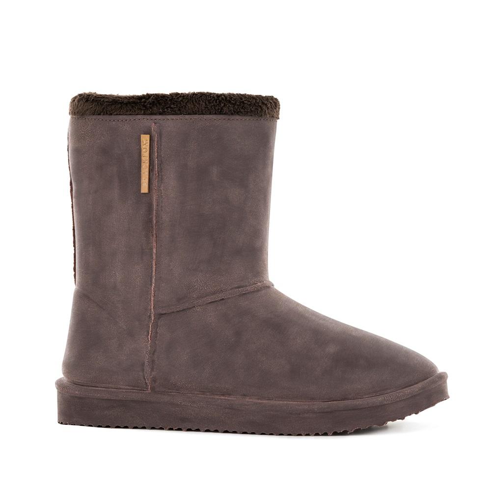 Blackfox Waterpoof Ladies Wellies In Brown Boots