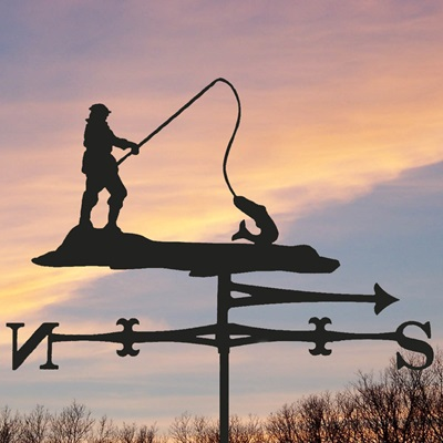 WEATHERVANE in Fishing Design