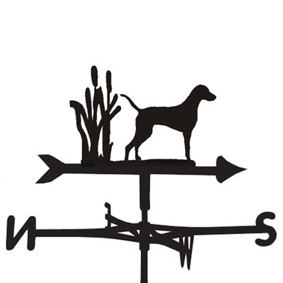 Weathervane in Weimaraner Dog Design