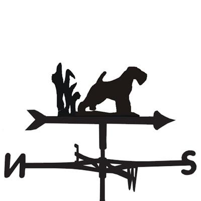 WEATHERVANE in Welsh Terrier Design