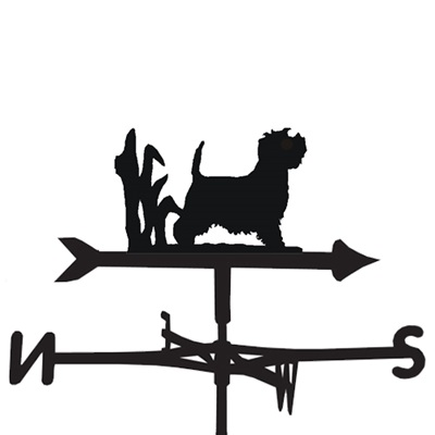 WEATHERVANE in Westie Design