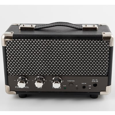 GPO Westwood Mini Speaker in Jet Black