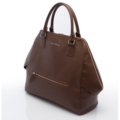 NOVA HARLEY FLORENCE CHANGING BAG in Brown
