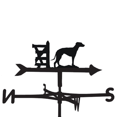 WEATHERVANE in Whippet Design