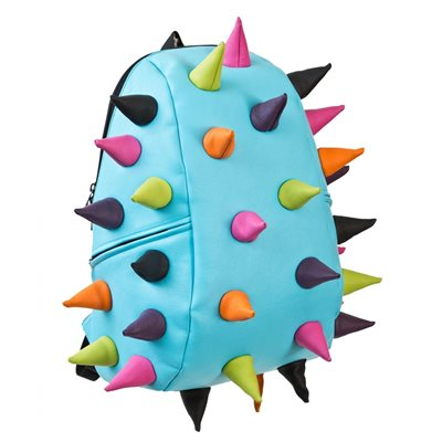 MADPAX SPIKETUS REX BACKPACK in Blue Multi Colour
