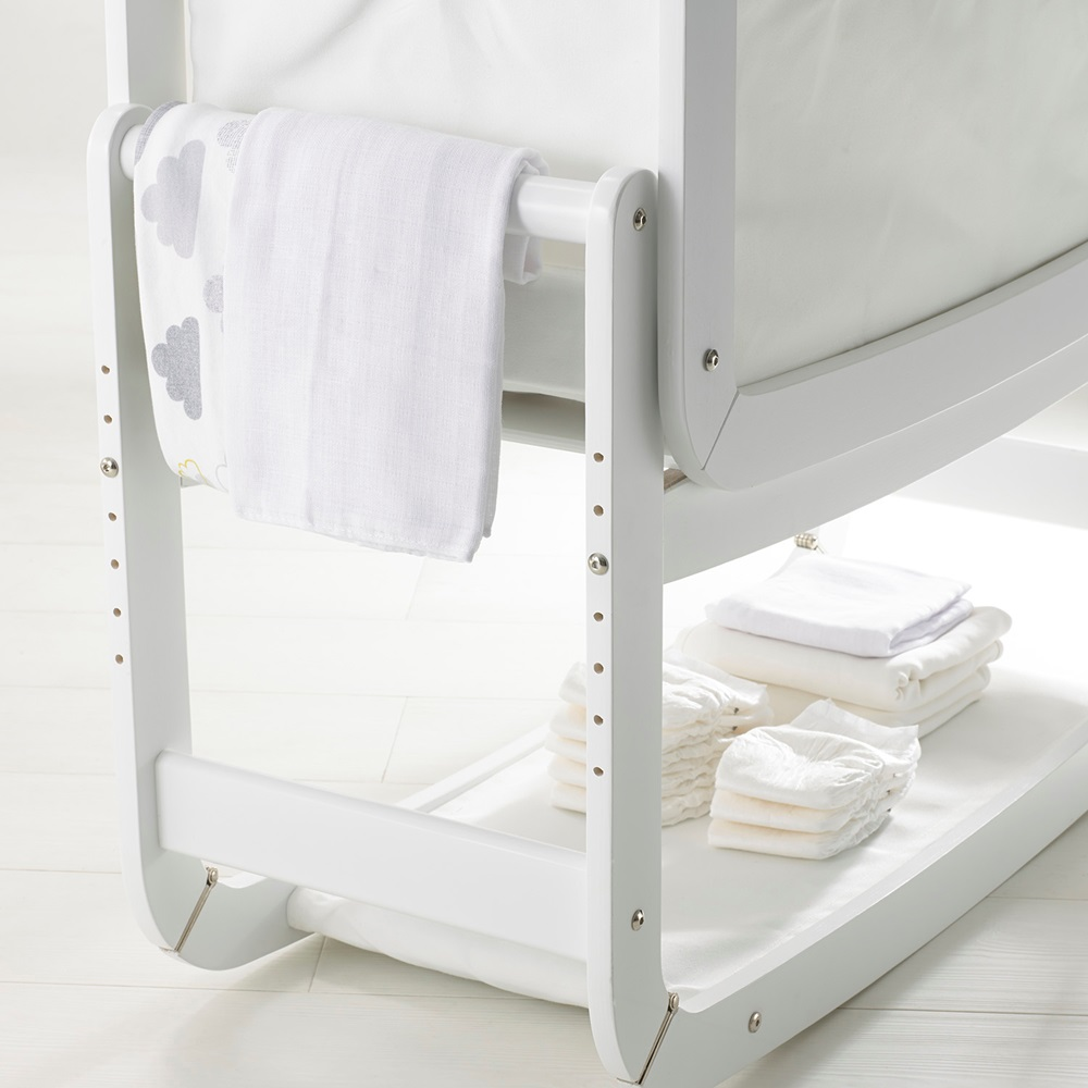 Baby crib for sale redditch -  Furniture Little Green Sheep Baby Bassinets
