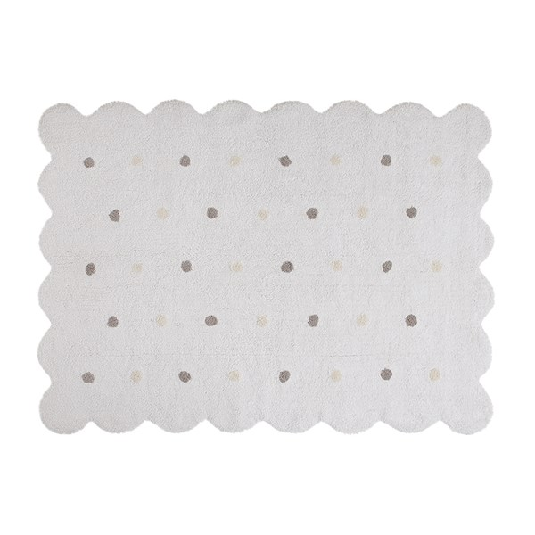 Luxury White Biscuit Playmat