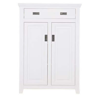 PERPIGNAN STORAGE CABINET in White