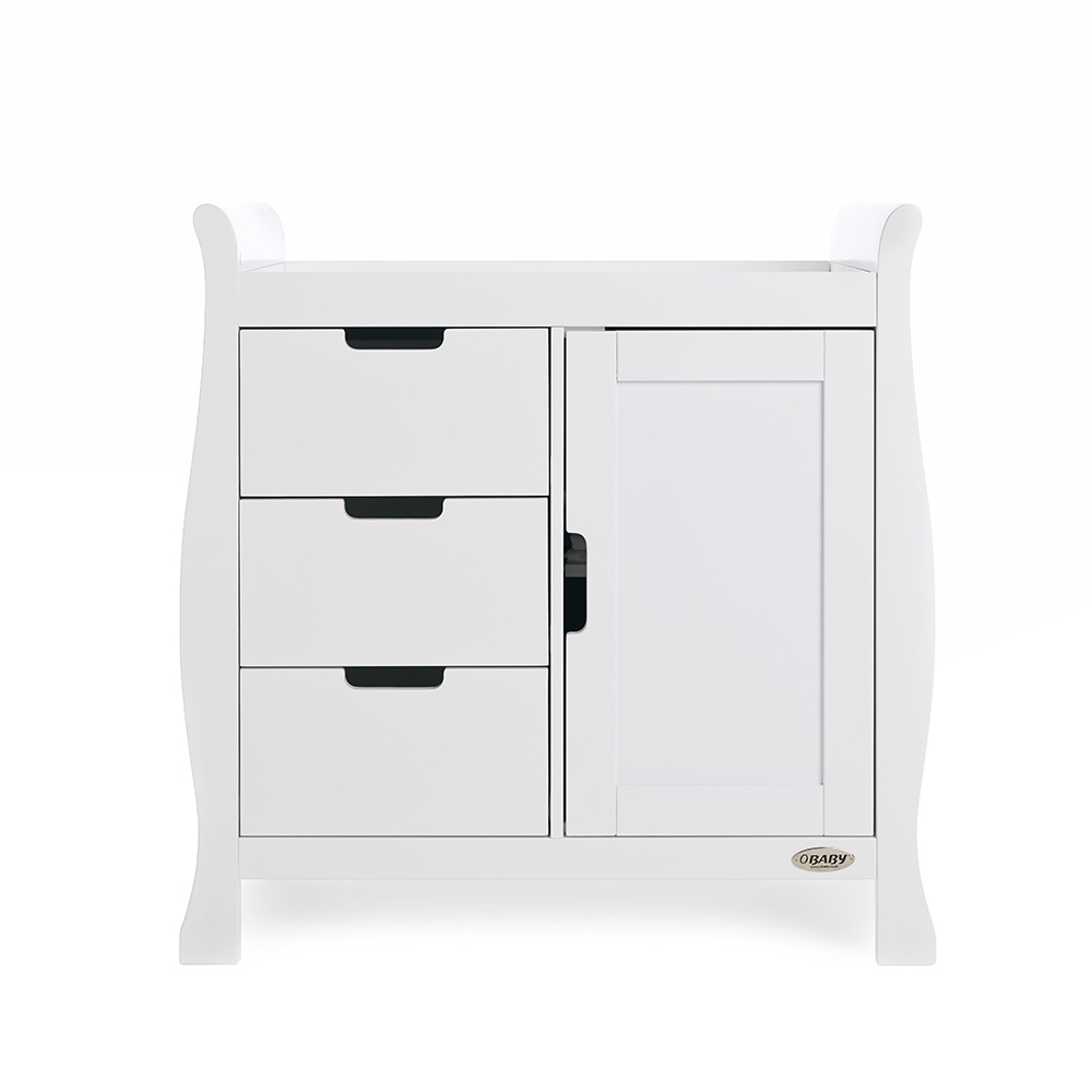 changer changing white table inc tulip lusso in products drawers with leander kids