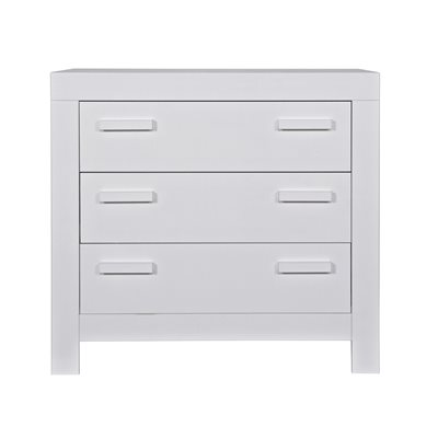 NEW LIFE CHEST OF DRAWERS in White