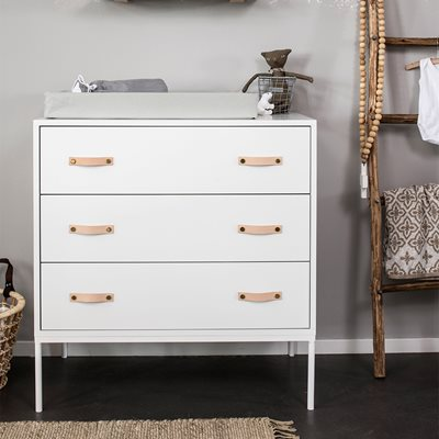BLISS CHEST OF DRAWERS in White