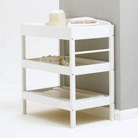 EAST COAST NURSERY CHANGING UNIT in White Clara