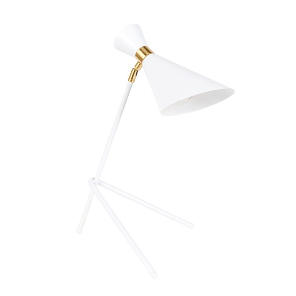 Zuiver Shady Table Lamp in White