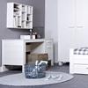 White Desk for Kids Bedroom