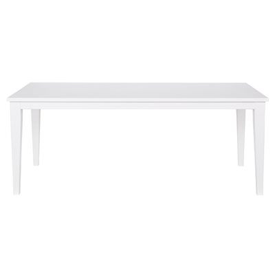 PERPIGNAN DINING TABLE in White
