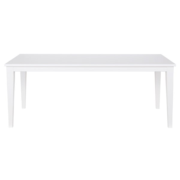 Modern White Designer Kitchen Table