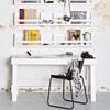 Office Desk in White from De Eekhoorn