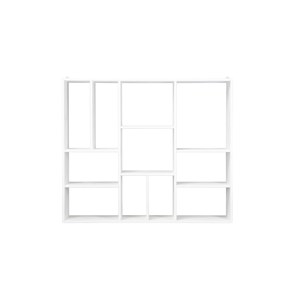 White Pine Cabinets: Display Cabinet In White Pine
