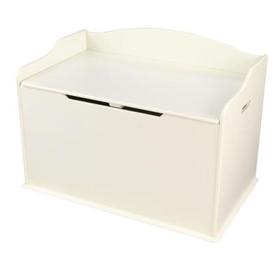 AUSTIN KIDS TOY BOX in Vanilla Finish