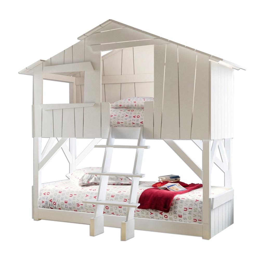 Kids Treehouse Bunkbed - Mathy By Bols