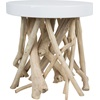 Wood Branches Stool and Table