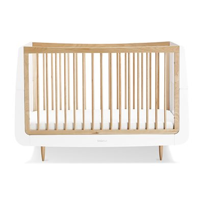 SnuzKot Skandi Cot Bed in Natural