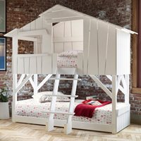 KIDS TREEHOUSE BUNKBED