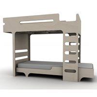 F & A DESIGNER KIDS BUNK BED in Whitewash