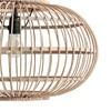 Modern Pendant Lighting in Bamboo