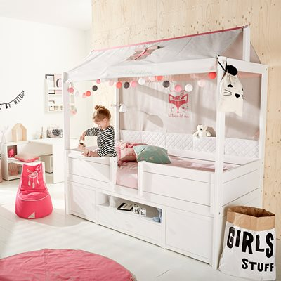 LIFETIME WILD CHILD KIDS CABIN BED