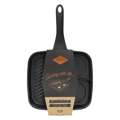 Gentlemen's Hardware Multi-Section Frying Pan