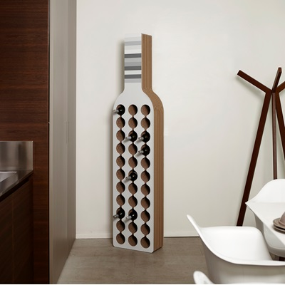 BODEGA Cardboard Wine Rack & Storage