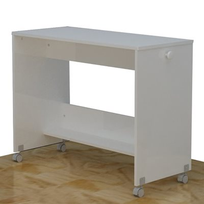 WIZARD SMALL DESK in White