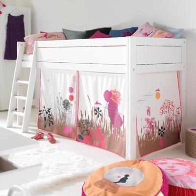 WONDERLAND GIRLS CABIN BED