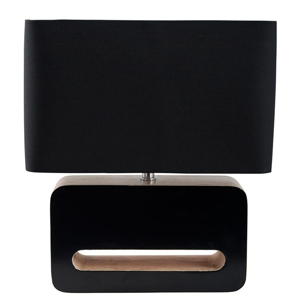 Zuiver Contemporary Table Lamp in Black