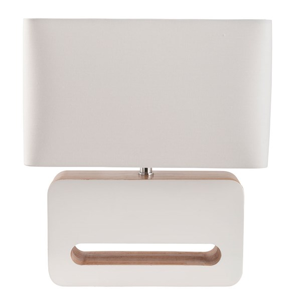 Zuiver Contemporary Table Lamp in White