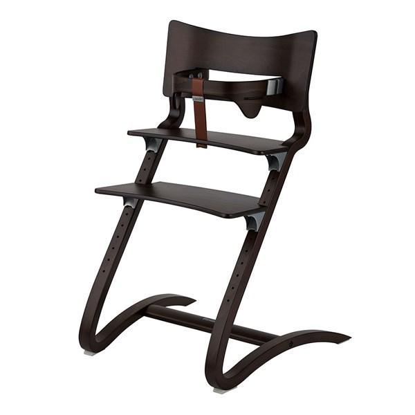 Leander High Chair in Walnut